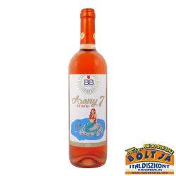 BB Arany Rosé édes  0,75l