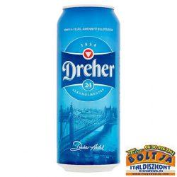 Dreher Alkoholmentes Világos Sör (dobozos) 0,5l