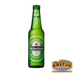 Heineken Világos Sör üveges 0,33l / 5%