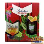 Ballantine's Passion Whisky 0,7l / 35% PDD+ pohár