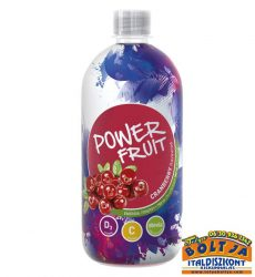 Power Fruit Vörösáfonya  0,75l