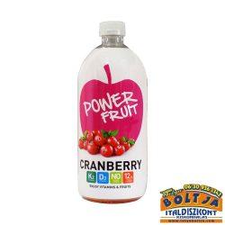 Power Fruit Vörösáfonya  0,75l