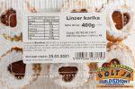 Linzer karika (Retro Süti) 400g