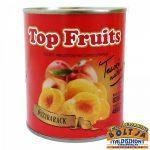 Top Fruits Őszibarack Konzerv 820g