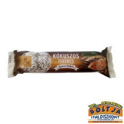Cocomax Rumos Kakaós Kókuszos Tekercs 200g