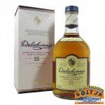 Dalwhinnie 15 éves Single Malt Whisky 0,7l