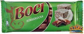 Boci  Kókuszkocka Tejcsokoládé 90g