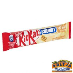 Nestlé Kit Kat Chunky White 40g
