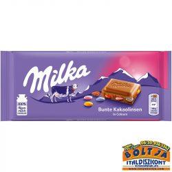 Milka Kakaós Drazséval 100g