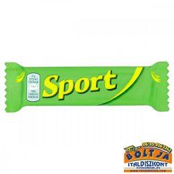 Sport Szelet  Maxi Rumos Kakaós ízű 31g