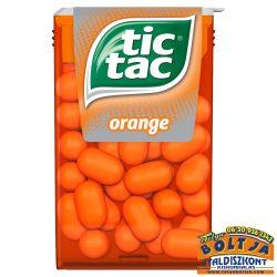 TicTac Narancs Ízű Cukordrazsé 18g