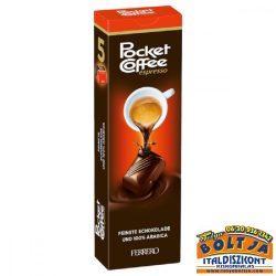 Pocket Coffee Praliné Valódi Folyékony Kávéval Töltve 62,5g