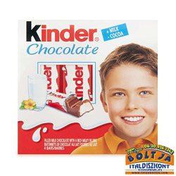 Kinder Csokoládé 4 darabos 50g