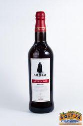 Sandeman Medium Dry Sherry 0,75l / 15%
