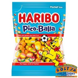Haribo Pico-Balla Gyümölcs Ízű Gumicukor 85 g