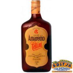 Amaretto Cellini Mandulalikőr 0,7l / 21%