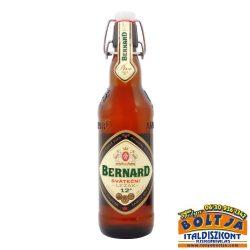 Bernard  Cseh Világos Sör 0,5l  (Üvegbetét nélkül)