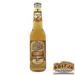Kingswood Apple Cider Original 0,4l / 4,5%