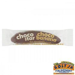 Choco Banana Étcsokiba Mártott Banán Ízű Szelet 20g