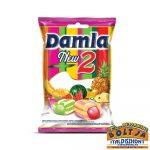 Damla Puhakaramella New 2 Görögdinnye és Trópusi gyümölcs ízű 90g