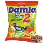 Damla Puhakaramella New 2 Sárgadinnye és ananász ízű 90g