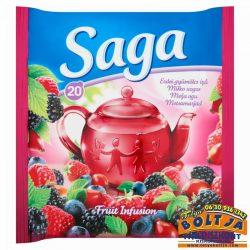Saga Erdei Gyümölcs ízű Tea 34g