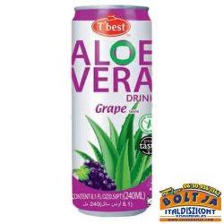 Aloe Vera Szőlő 0,24l (T'best)