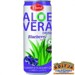 Aloe Vera Fekete Áfonya 0,24l (T'best)