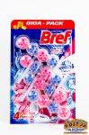 Bref Power Aktív Flower Blossom WC tisztító golyók 4x50g