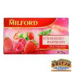 Milford Eper-Málna Ízű Gyümölcstea 50g