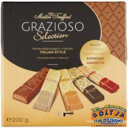 Maitre Truffout Grazioso csokoládé 200g