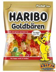 Haribo Goldbaren  Vegyes Gyümölcs Ízű Gumicukor 100g