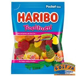Haribo Tropifrutti Vegyes Gyümölcs Ízű Giumicukor 100g