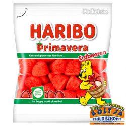 Haribo Primavera Eper Ízű Habcukor 100g