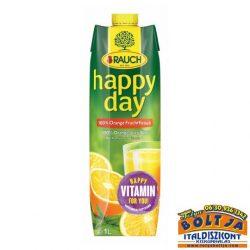 Happy Day Narancs Gyümölcshússal 1l