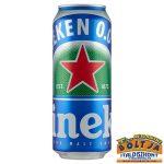 Heineken Alkoholmentes Világos Sör (dobozos) 0,5l