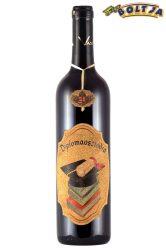 Diplomaosztódra! (parafa címkés)  Vörös bor 0,75l / 13%